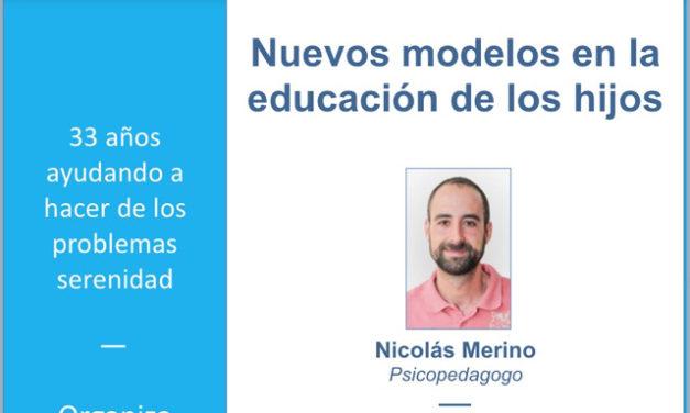Nuevos modelos en la educación de los hijos