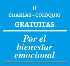 II Charlas-coloquio gratuitas 2016-17