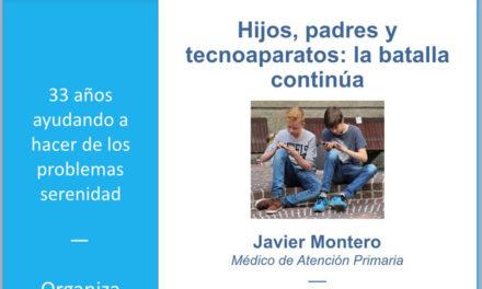 Hijos, padres y tecnoaparatos: La batalla continúa