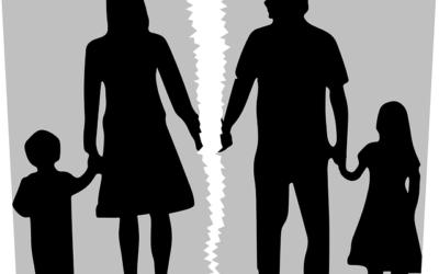Divorcio y custodia de la descendencia