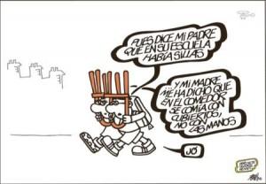 Forges (El País, 12 septiembre 2011)